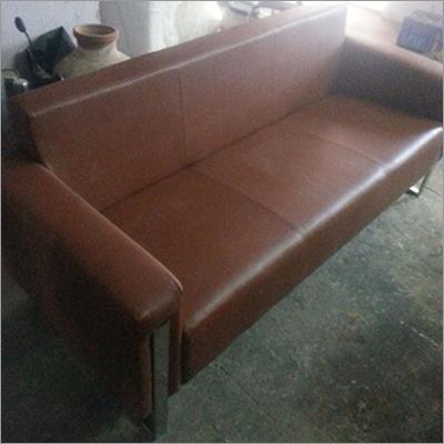 Custom Leather Sofa