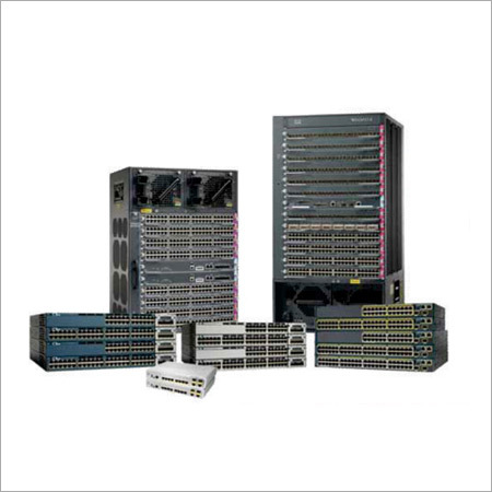 Cisco Router Switching
