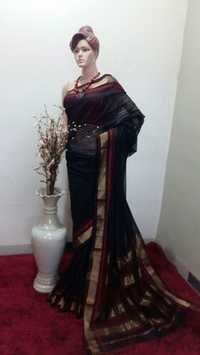 Formal Cotton Handloom Saree