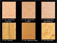 Desert Pink Sandstone Tiles