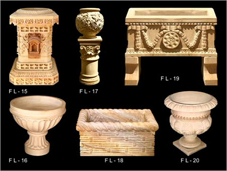 Natural Sandstone Handicrafts
