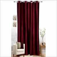 Maroon Curtains