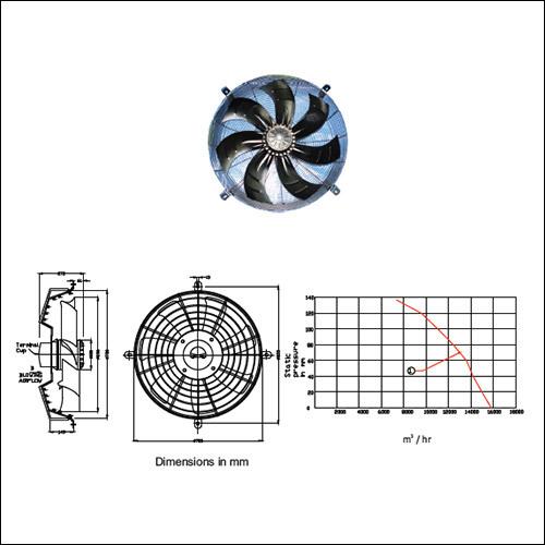 Axial Fan SM AF-710