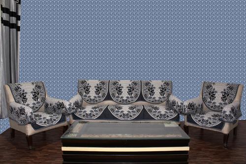 Chenille Sofa Cover Five Star