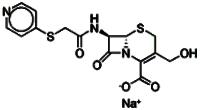 Cefapirin sodium