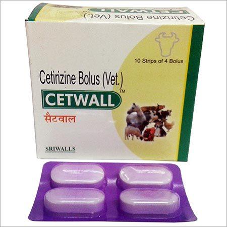 Cetwall Cetirizine Bolus
