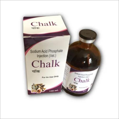 Chalk Sodium Acid Phosphate Injection
