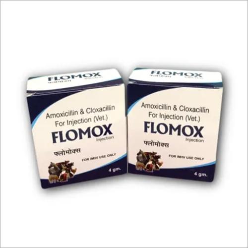 Amoxicillin and Cloxacillin Injection IP