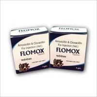 Flomox Amoxicillin and Cloxacillin Injection