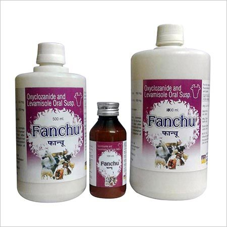 Fanchu Oxyclozanide and Levamisole Oral Suspension