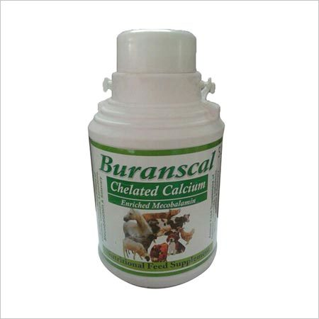 Buranscal Chelated Calcium Supplements