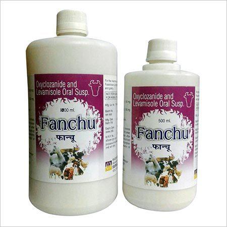 Fanchu Oxyclozanide Levemisole Oral Suspension