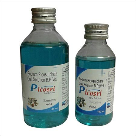 Sodium Picosulphate Oral Veterinary Solution B.P