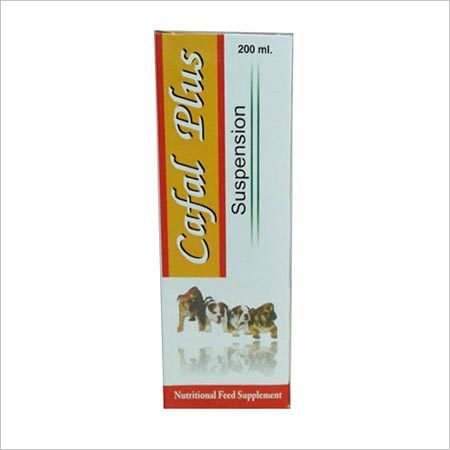 Cafal Plus Leptadenia Veterinary Suspension 450mg
