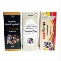 Clofen Oxyclozanide Fenbendazole Suspension