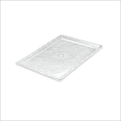 Crystal Plastic Plate