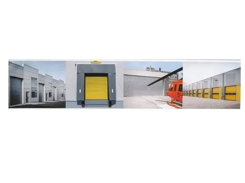 Industrial Automatic Rolling Shutter