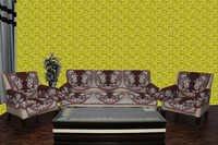 Chenille Sofa Panel Five Star