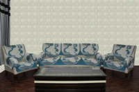 Chenille Sofa Panel five Star