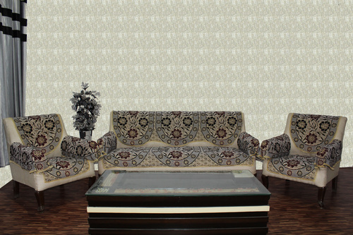 Chenille sofa panel beat