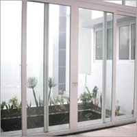 Industrial Sliding Window