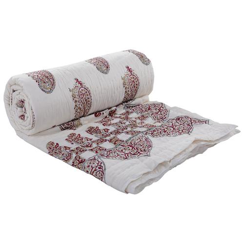 Jaipuri Double Bed Quilt Rajai