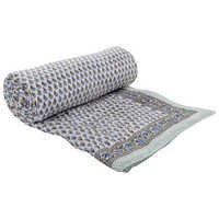Cotton Double Bed Quilt
