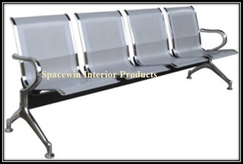 4 Seater Visitor Chair