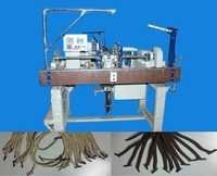 Carry Bags Handle Tipping Machine