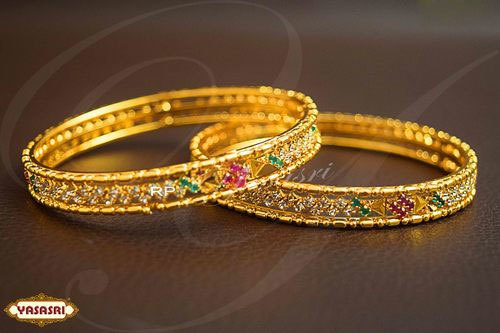 Traditional Design Bangles