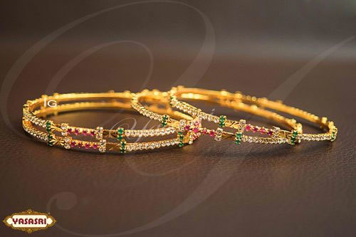 Fancy Ladies Bangles