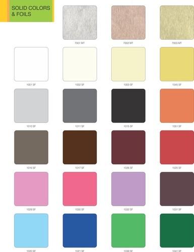 Solid Colour HPL