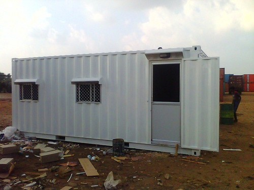 Office Bunkhouse