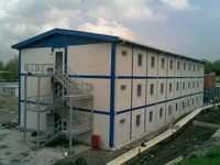 Prefabricated Modular Building Structures
