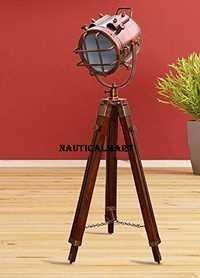 Classical Designer Tripod Floor Lamp Home Decor