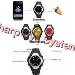 Spy Bluetooth Watch Earpiece
