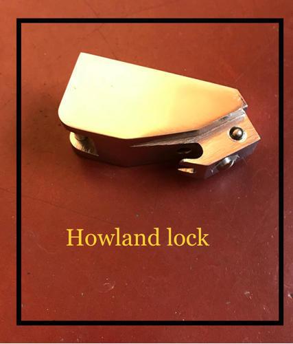 Howland Lock