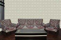 Chenille Sofa Cover Reverse