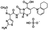 Cefquinome sulfate
