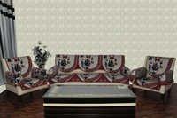 Chenille Sofa Panel Italian