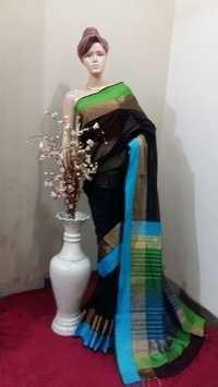 Border handloom Saree