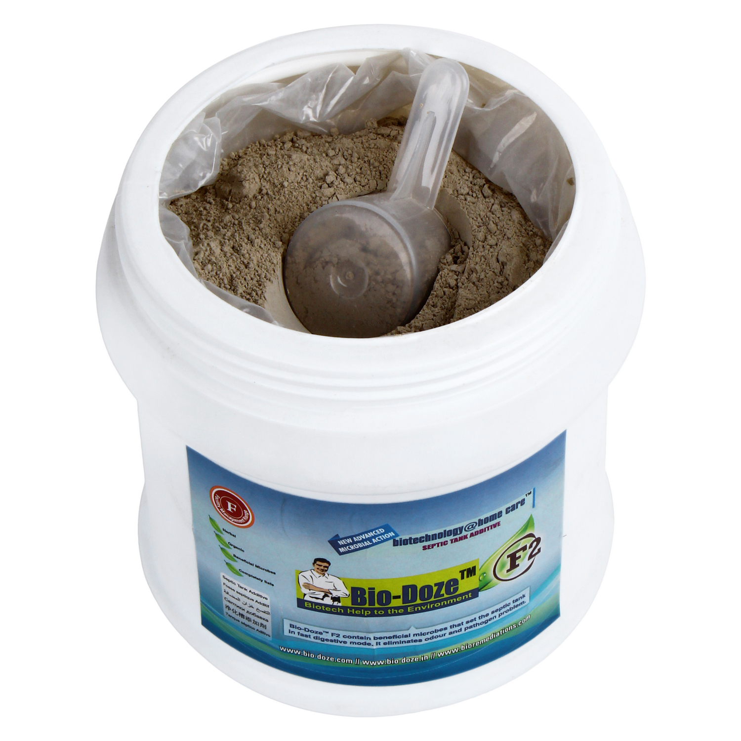 Septic Tank Additive