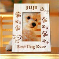 Dog Wooden Photo Frames