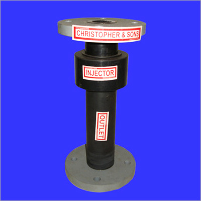 Chlorine Injector Ejector