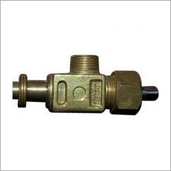 Auxiliary Container Valve
