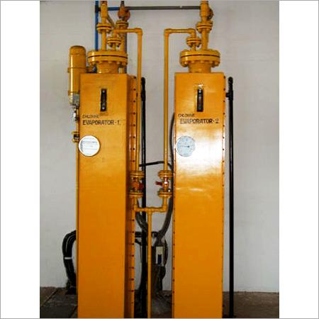 Chlorine Vaporizer or Evaporator
