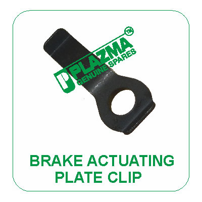Brake Actuating PLate Clip John Deere