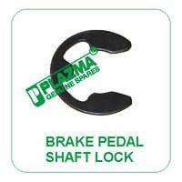 Brake Pedal Shaft Lock