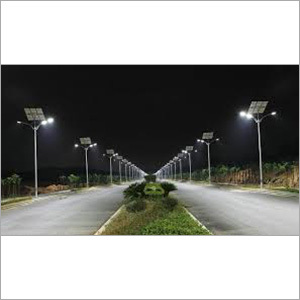 Solar Highway Light