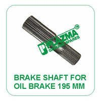 Brake Shaft For Oil Brake 195 mm John Deere